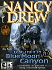 Nancy Drew: The Last Train to Blue Moon Canyon boxshot