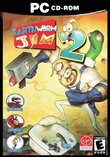 Earthworm Jim 2 boxshot