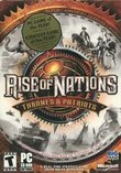 Rise of Nations: Thrones & Patriots boxshot
