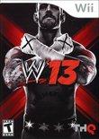 WWE '13 boxshot