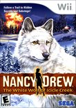 Nancy Drew: The White Wolf of Icicle Creek boxshot