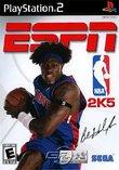 ESPN NBA 2K5 boxshot