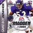 Madden NFL 2005 boxshot