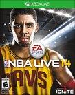 NBA Live 14 boxshot