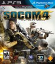 SOCOM 4 boxshot
