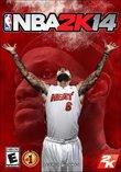 NBA 2K14 boxshot