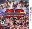 Tekken 3D Prime Edition boxshot