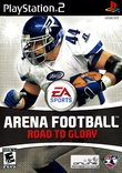 Arena Football: Road to Glory boxshot