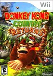 Donkey Kong Country Returns boxshot