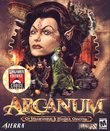 Arcanum: Of Steamworks and Magick Obscura boxshot