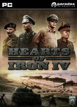 Hearts of Iron IV boxshot