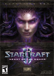 StarCraft 2: Heart of the Swarm boxshot
