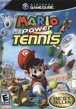 Mario Power Tennis boxshot