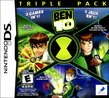Ben 10 Triple Pack boxshot
