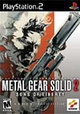 Metal Gear Solid 2 boxshot