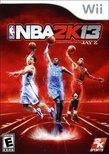 NBA 2K13 boxshot