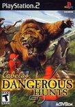Cabela's Dangerous Hunts boxshot