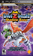 inviZimals: Shadow Zone boxshot