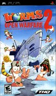 Worms: Open Warfare 2 boxshot