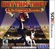 Rhythm Thief & the Emperor's Treasure boxshot