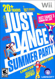 Just Dance Summer Party boxshot