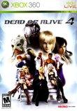 Dead or Alive 4 boxshot