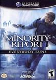 Minority Report boxshot