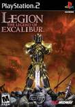 Legion: Legend of Excalibur boxshot