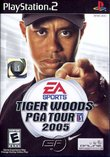 Tiger Woods PGA Tour 2005 boxshot