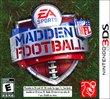 Madden Football boxshot
