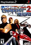 American Chopper Full Throttle boxshot