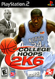 College Hoops 2K6 boxshot