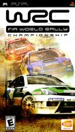 WRC: FIA World Rally Championship boxshot