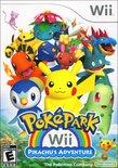PokePark Wii: Pikachu's Adventure boxshot