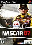 NASCAR 07 boxshot