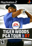Tiger Woods PGA Tour 07 boxshot