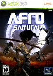 Afro Samurai boxshot