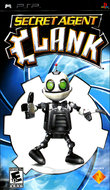 Secret Agent Clank boxshot