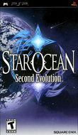 Star Ocean: Second Evolution boxshot