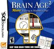 Brain Age 2: More Training in Minutes a Day boxshot