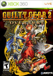 Guilty Gear 2: Overture boxshot