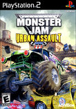 Monster Jam: Urban Assault boxshot