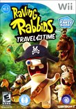 Raving Rabbids: Travel in Time boxshot