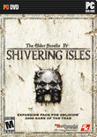 The Elder Scrolls IV: The Shivering Isles boxshot