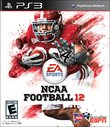 NCAA Football 12 boxshot