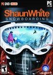 Shaun White Snowboarding boxshot