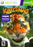 Kinectimals boxshot