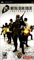 Metal Gear Solid: Portable Ops boxshot