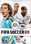 FIFA Soccer 09 boxshot