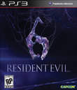 Resident Evil 6 boxshot